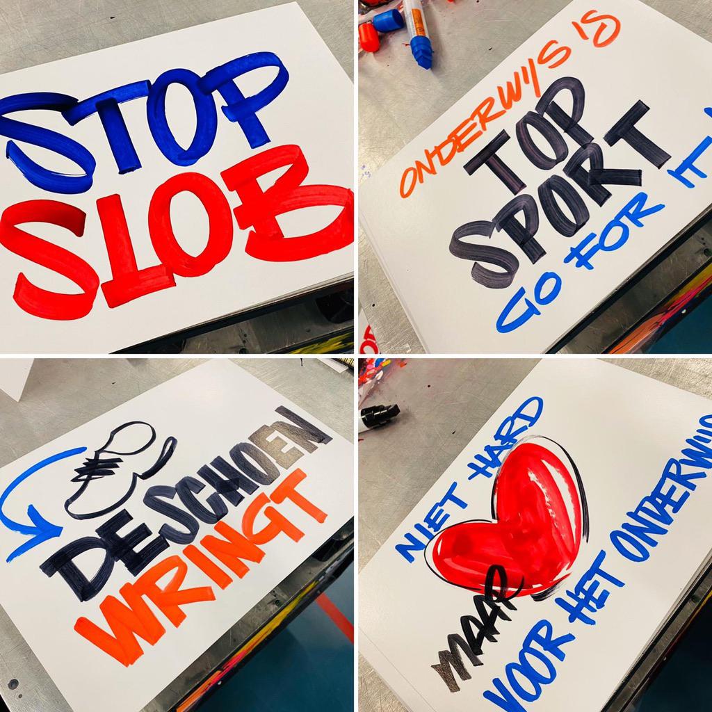 henry_signpainter_demonstratie_vakbond_aob_onderwijs_staking_zutphen